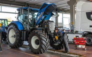 service utilaje agricole constructii interventii industriale echipamente
